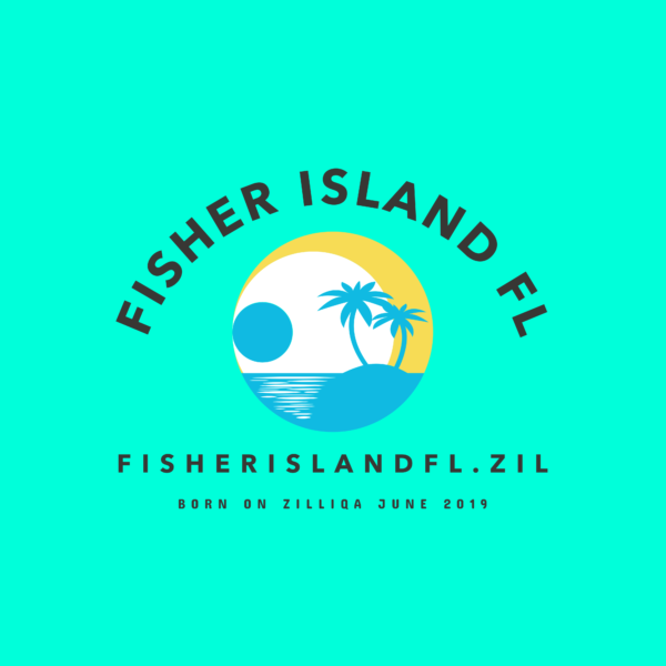 FisherIsland.Zil Blockchain Doman Uply Media Inc