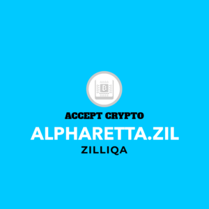 Alpharetta.zil Blockchain Domain Development