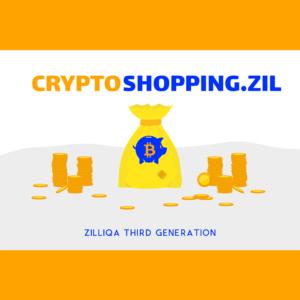 CrytoShopping.ZIL