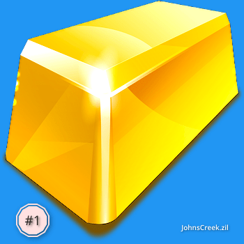 The Gold Bar Level 1 by JohnsCreek.Zil Uply Media Inc