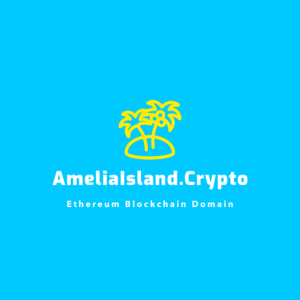 AmeliaIsland.Crypto Ethereum Blockchain Domain For Sale Lease or Rent