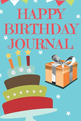 HAPPY BIRTHDAY JOURNAL Uply Media Publishing