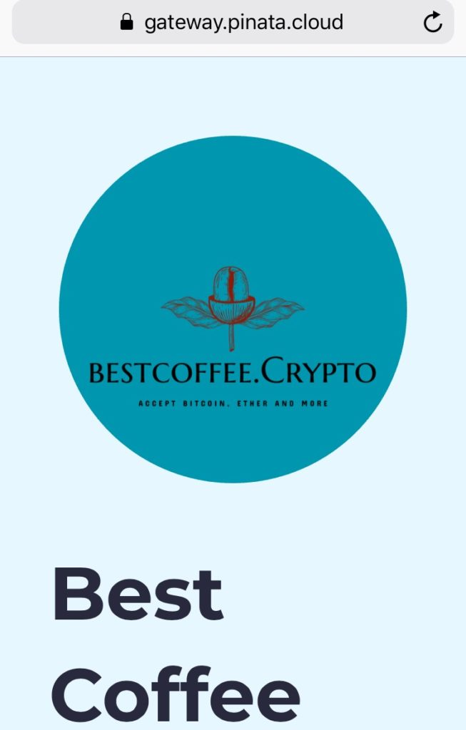 BestCoffee.Crypto-Blockchain-Domain-Website-Uply-Media-Inc-