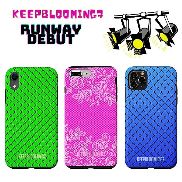KeepBlooming7 iPhone Case
