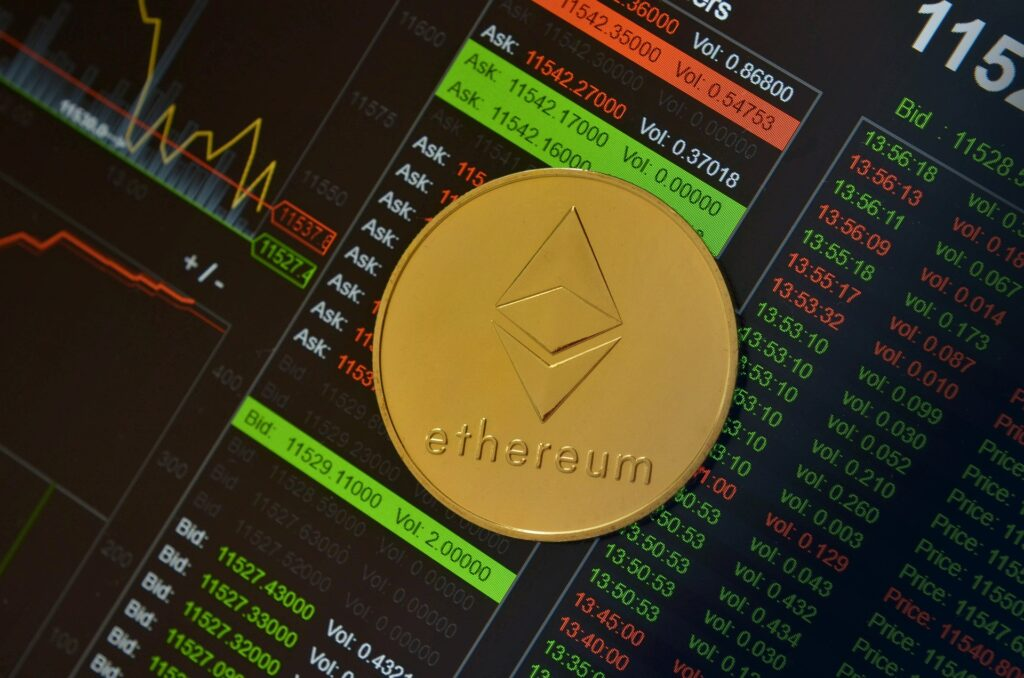 Ethereum Price Blockchain Domain Goldmine Uply Media
